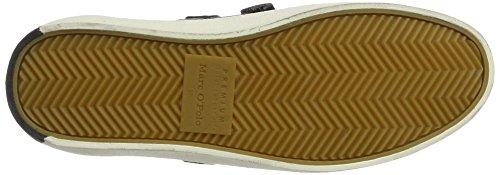 Marc Opolo Damen Sneaker 70714203502110 Schwarz (nero)