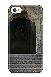 Premium [kTiCDad7871DLFAJ]religious Architecture Case For Iphone 4/4s- Eco-friendly Packaging