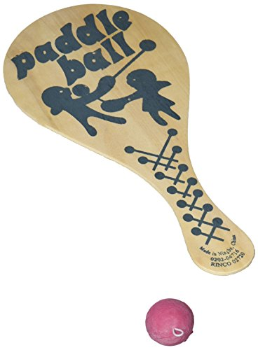 Paddle Ball Set 12 Pack