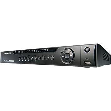 Lorex 16 canales PoE NVR seguridad, negro (lnr416s3)