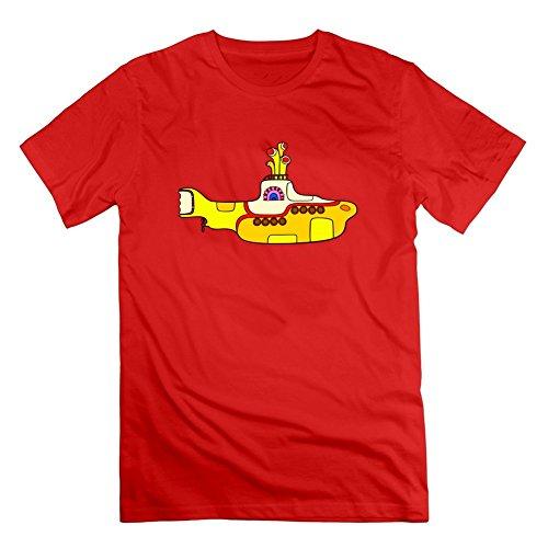 Yellow Submarine Tie Dye T-shirt - 2