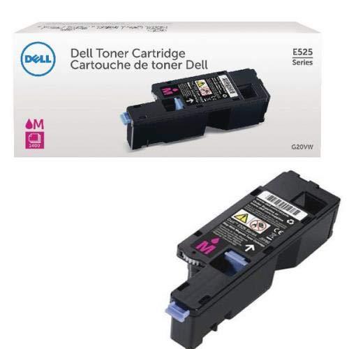 Dell Network Laser - Dell G20VW Magenta Toner Cartridge for E525w Laser Printer