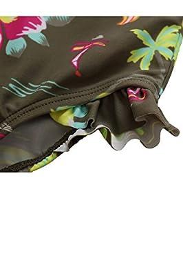 CharmLeaks Baby Rash Guard Swimwear Long Sleeve Bathing Suit Toddler Girl Swim 2 Piece