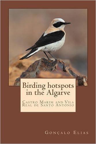 Book Birding hotspots in the Algarve: Castro Marim and Vila Real de Santo António: Volume 2