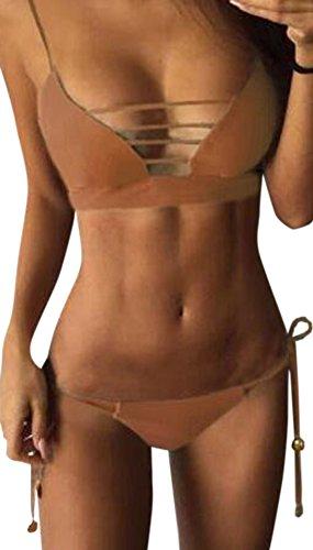 Vian Lundgaard - Conjunto - para mujer marrón