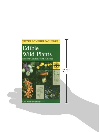 Edible Wild Plants: Eastern/Central North America (Peterson Field Guides)