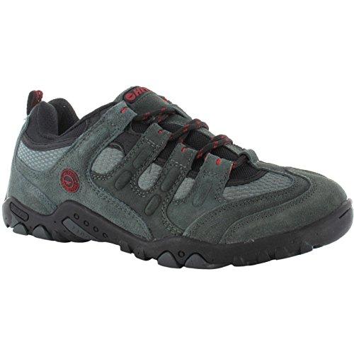 Red Trail Black Classic Tec Gray Shoes Hi Charcoal Mens Quadra qfcUS