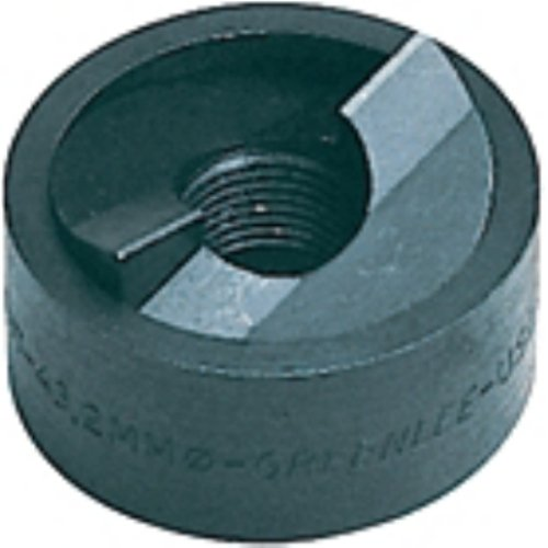 Greenlee 35167 Slug-Buster Knockout Replacement Punch, 2.520-Inch by Greenlee