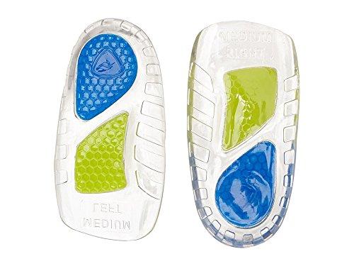 Sof Sole Gel Arch Cushioning Shoe Insoles, Women's Size 5-11