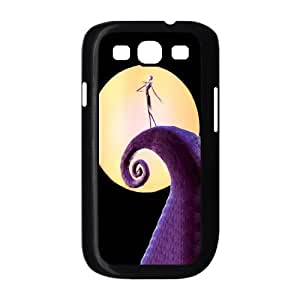 Customize Cartoon Nightmare Before Christmas Back Case for Samsung Galaxy S3 i9300 JNS3-1568