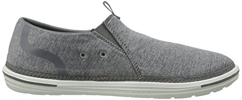 Skechers Usa Mens Land Steller Slip-on Loafer Träkol