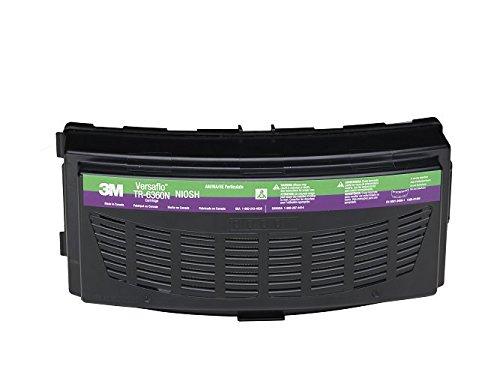 Ammonia/Methylamine/HEPA Cartridge TR-6360N, for TR-600/800 PAPR (Pack of 5)