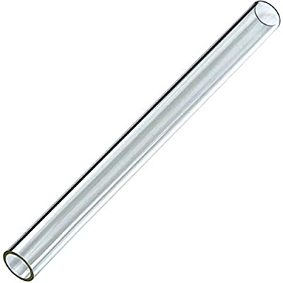 Lava Heat Italia AMZ-LHP-120 Glass Tube for Mini Triangular Units