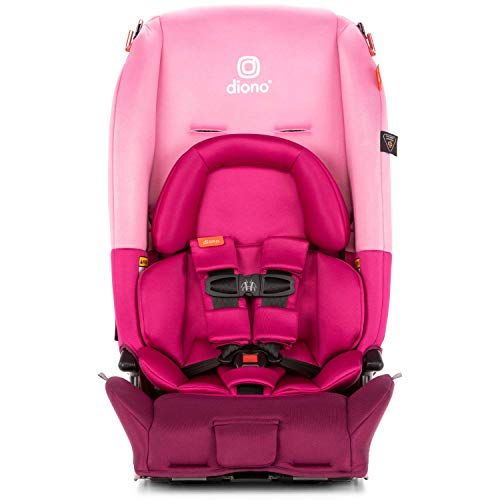 41qrR2PD3JL - Diono 2019 Radian 3RX All-in-One Convertible Car Seat, Pink