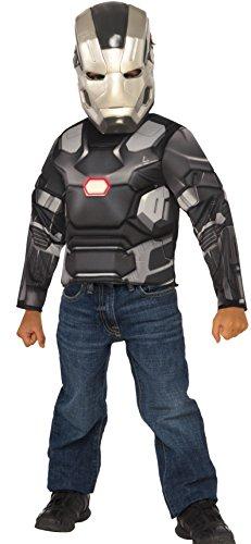 Marvel Captain America: Civil War Machine Muscle ChestShirt