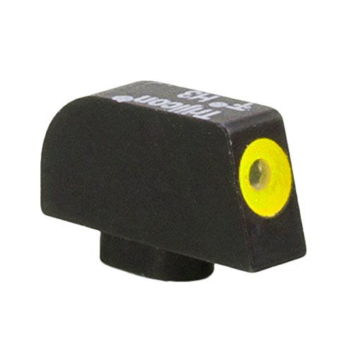 Trijicon GL601-C-600837 HD XR Front Sight, Glock Models 17-39, Yellow Front Outline Lamp