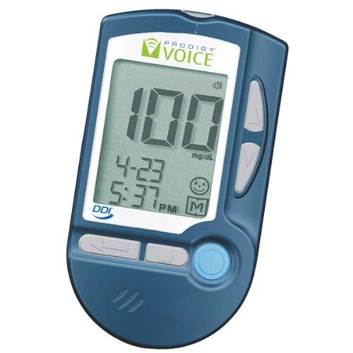 PRODIGY-VOICE-Talking-Blood-Glucose-Monitor-Kit