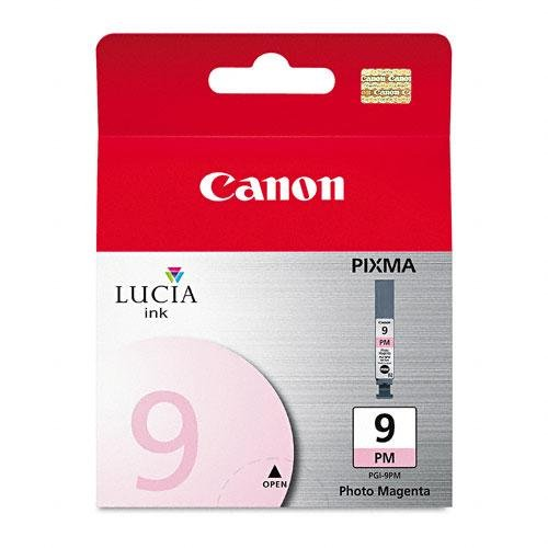 1039B002 (PGI-9) Inkjet Cartridge, Photo Magenta