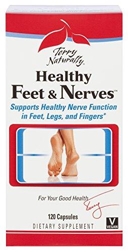 nerve feet - 5