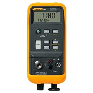 Fluke 718-1G Pressure Calibrator, -1 to 1 PSI Range