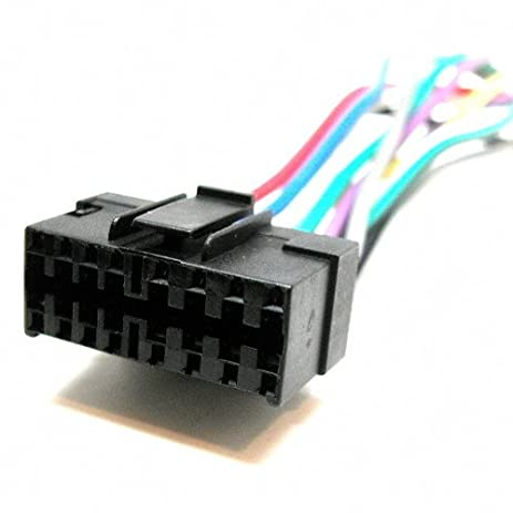 41qrTkT0oML._SY463_ amazon com best kits jvc 16 pin original head unit radio wiring jvc stereo wiring harness at soozxer.org