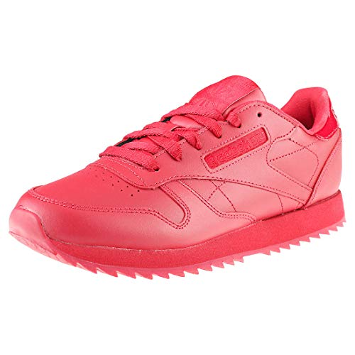 Lthr Cl Cranberry Red Ripple Reebok Red Red Shoes Cranberry Gymnastics Women's EPqz1x1ng