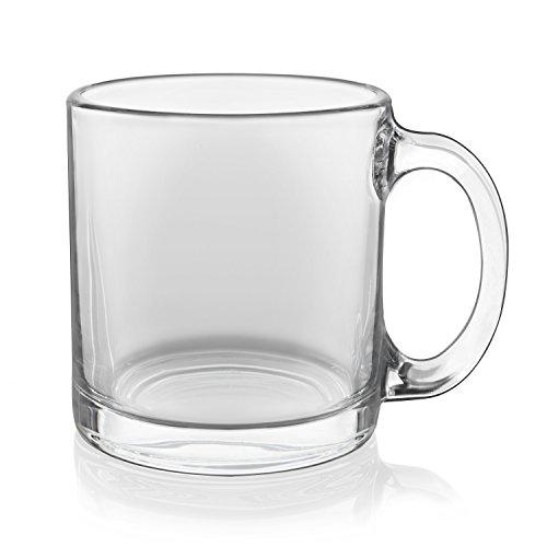 Review Libbey Robusta 8-piece Glass Coffee Mug Set
