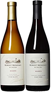 Robert Mondavi Napa Valley Reserves Mixed Pack, 2 x 750 mL Wine