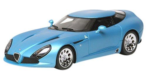 1/43 アルファロメオ TZ3 ストラダーレ マットメタリックライトブルー VM020F