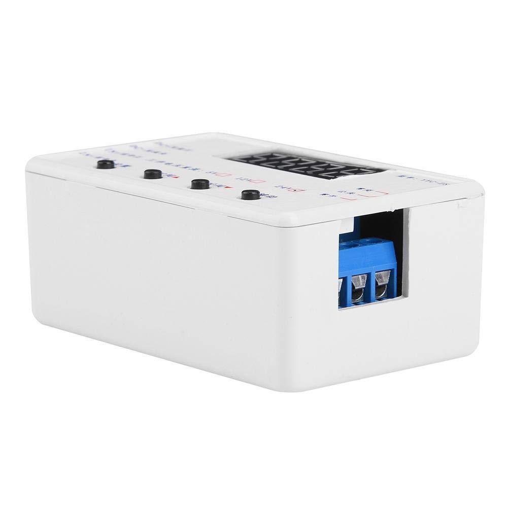 Lichtg/ürtel YYC-2S Zeitrelais Motor LED-Anzeige Einstellbare Zeitrelais-Automatisierung Steuerschaltmodul f/ür Magnetventil Wasserpumpe 24V