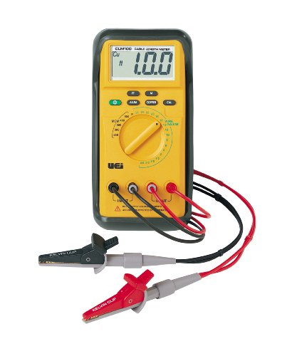 UEi Test Instruments CLM100 Cable Length Meter by UEi Test Instruments