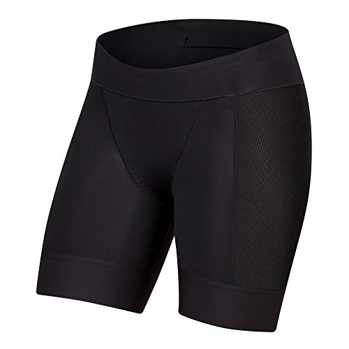Pearl iZUMi W Elite Tri 6Inch Short, Black, Medium