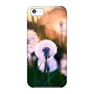 High Quality Dandelions Case For Iphone 5c / Perfect Case