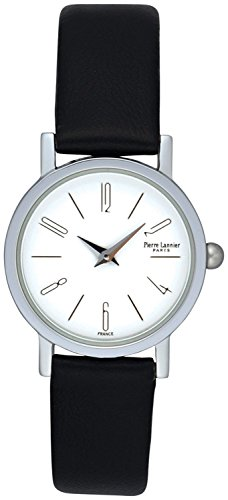 Pierre Lannier watch monotone watch White P015B803 Ladies