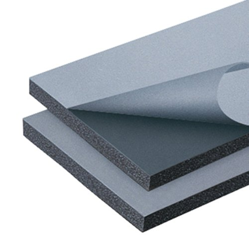 Soundproofing Sheet Adhesive Kaisound 10mm Thick x 500mm Wide x 2m Long 1 Sq Metre Kaimann