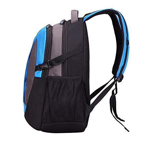 0df9e99f9795 Reichlixin Laptop Water Repellent Backpack, Outdoor Travel Climbing Large  Capacity Knapsack Durable Wearable Rucksack Men and Women College Students  ...