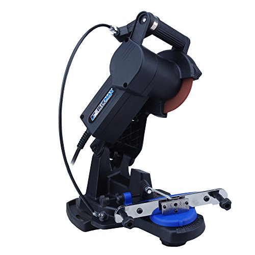 Blue Max 5655 Electric Bench Mount Chainsaw Sharpener