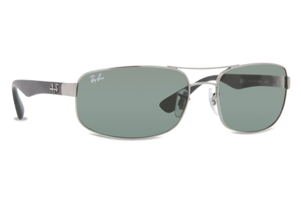 Brand New Ray-Ban RB 3445 004 Sunglasses by Luxottica