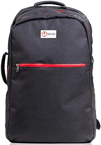 Outdoor Backpack. XL 54L . 100 Military-Grade CORDURA Travel Backpack. Carry-On Has Two Compartment