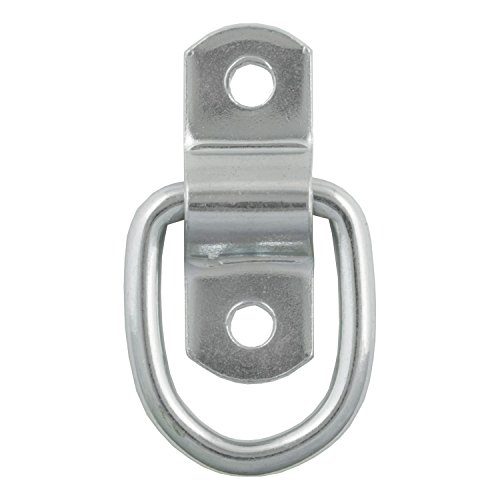 CURT 83730 Surface-Mounted Tie-Down D-Ring
