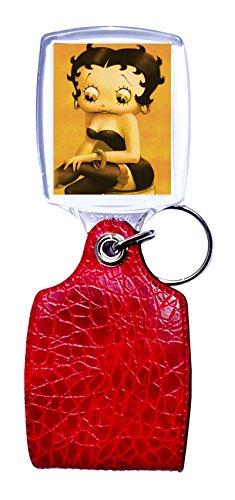 Llavero Rojo Betty Boop 2: Amazon.es: Hogar