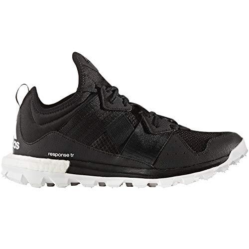 adidas Performance Mens Response Trail Boost Trainers - 7 Black