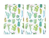 Sunshine Vibes Cactus Tea Towel Set of 2
