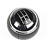 Genuine MINI Cooper R50 R52 Cabrio R53 Manual 5 Gear Shift Knob Leather Chrome