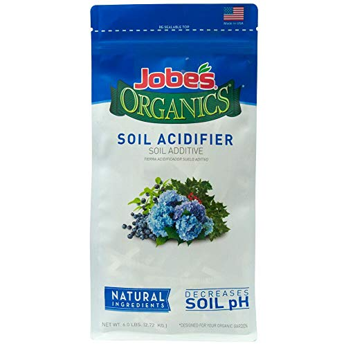 Fertilizers Organic Soil (Jobe's Organics 9364 Fertilizer, 6 lb)