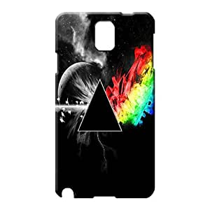 samsung note 3 Slim Fashionable Awesome Look phone cover case pink floyd