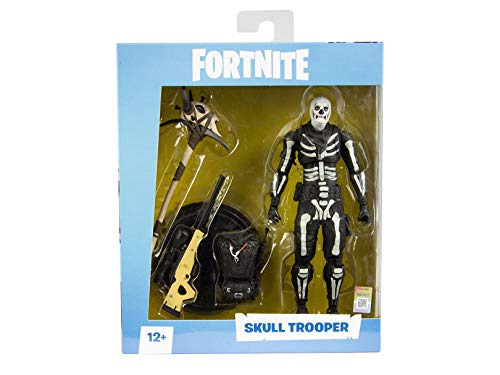 McFarlane Fortnite Skull Trooper