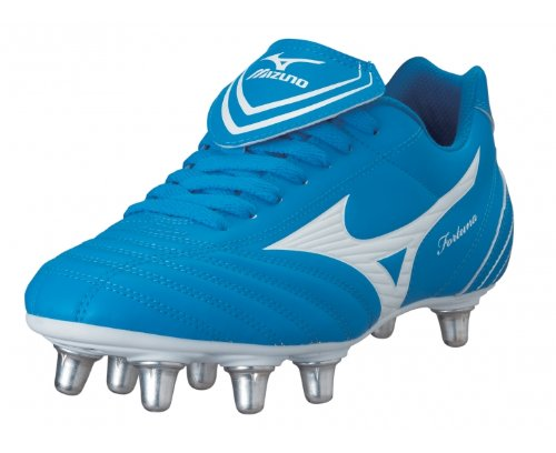 Fortuna 4 Rugby SI SG Rugby Boots Blue LDTmuwL