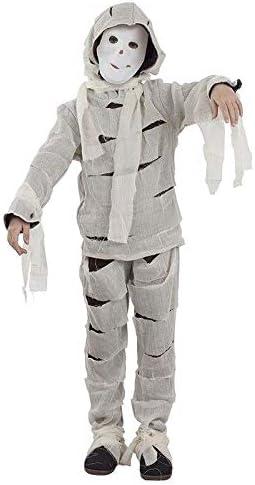 disfraz momia niño