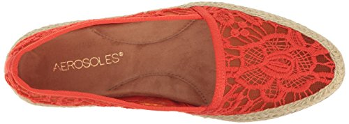 Loafer Aerosoles Slip Report Coral Women's Trend on xA4Rzw